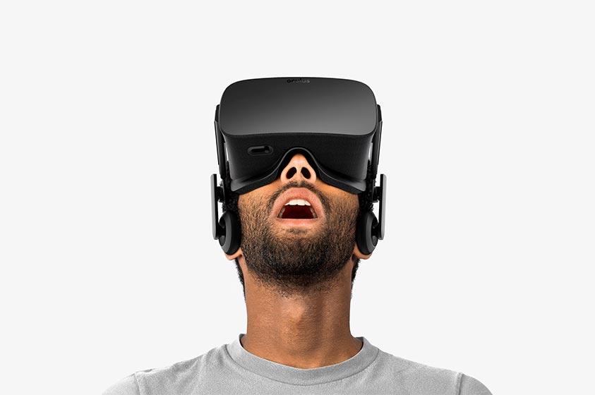 visor realidad virtual